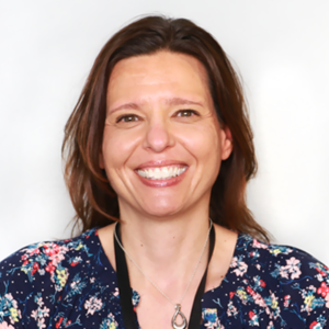 Julie Kanjo, Youth Services Assistant