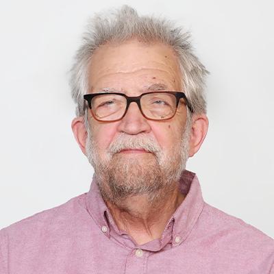 Paul Klain, Adult Services Librarian